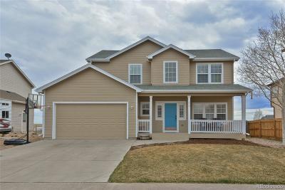 Keenesburg Single Family Home Under Contract: 320 East Lambert Court