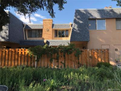 Denver Condo/Townhouse Active: 7995 East Mississippi Avenue #A13