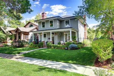 Washington Park Single Family Home Under Contract: 964 South High Street