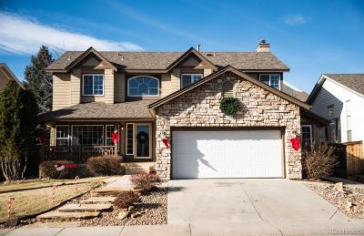 Highlands Ranch Single Family Home Under Contract: 8743 Aberdeen Circle