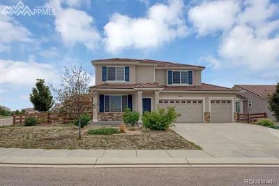Peyton Single Family Home Active: 10949 Hidden Ridge Circle