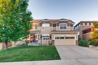 Castle Rock Single Family Home Active: 3806 Sunridge Terrace Drive