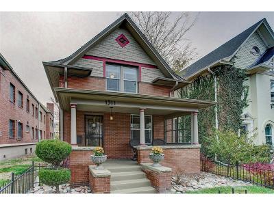 Congress Park Single Family Home Active: 1311 Detroit Street