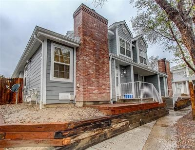 Arvada Condo/Townhouse Active: 8336 West 87th Drive #D