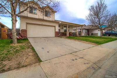 Commerce City Single Family Home Under Contract: 6150 Porter Way