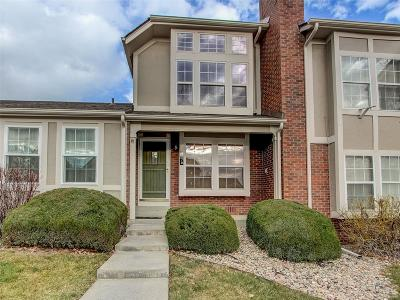 Littleton Condo/Townhouse Under Contract: 9677 West Chatfield Avenue #B