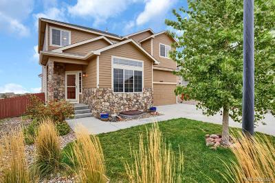 Peyton Single Family Home Active: 13183 Devils Thumb Place
