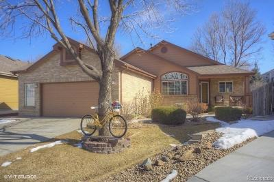 Thornton Single Family Home Under Contract: 1870 East 134th Circle