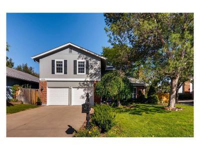 Aurora Single Family Home Active: 12292 East Bates Circle