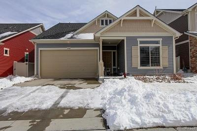 Denver Single Family Home Under Contract: 4456 Walden Court