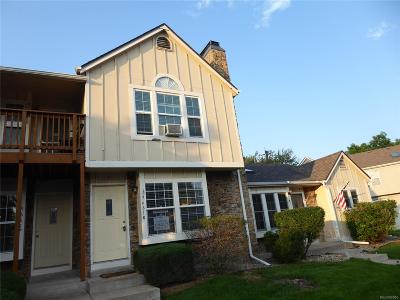 Littleton Condo/Townhouse Under Contract: 9661 West Chatfield Avenue #G