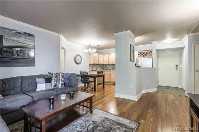 Denver Condo/Townhouse Active: 601 West 11th Avenue #220