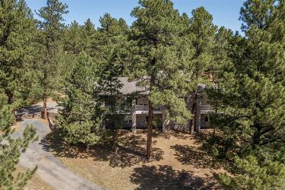 Larkspur CO Single Family Home Under Contract: $615,000