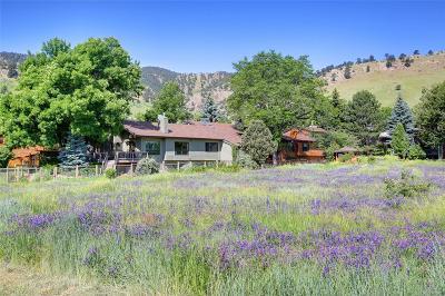 Boulder CO Condo/Townhouse Active: $1,050,000