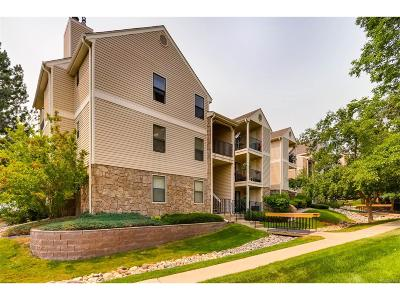 Littleton Condo/Townhouse Active: 6755 South Field Street #607