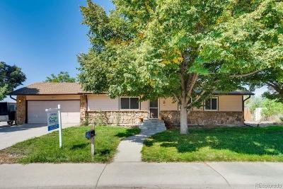 Berthoud Single Family Home Active: 1201 Cedar Drive
