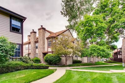 Arvada Condo/Townhouse Under Contract: 8690 Allison Street #P