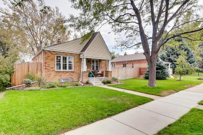 Englewood Single Family Home Under Contract: 3826 South Lincoln Street