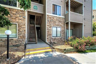 Littleton Condo/Townhouse Active: 7454 South Alkire Street #304