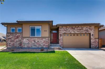 Commerce City Single Family Home Active: 15484 East 115th Avenue