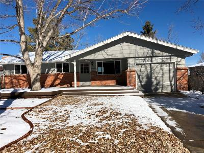 Single Family Home Under Contract: 13499 West Dakota Place