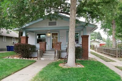 Englewood Single Family Home Active: 2743 South Acoma Street