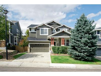 Highlands Ranch Single Family Home Under Contract: 2897 Windridge Circle