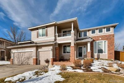 Highlands Ranch Single Family Home Under Contract: 8831 Tuscany Lane