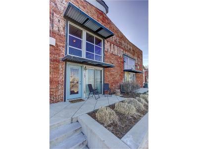 Denver Condo/Townhouse Active: 3033 Blake Street #127