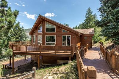 Evergreen Single Family Home Active: 1033 Elk Valley Drive
