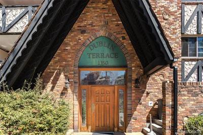 Denver Condo/Townhouse Active: 1350 Josephine Street #303