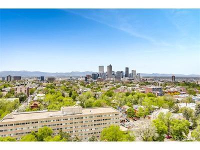 Denver Condo/Townhouse Active: 1313 North Williams Street #1602