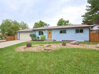 Boulder Single Family Home Active: 4415 Mast Road
