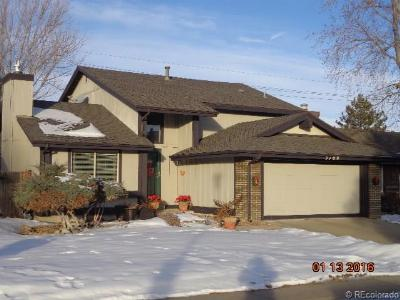 Single Family Home Sold: 3709 South Fairplay Way
