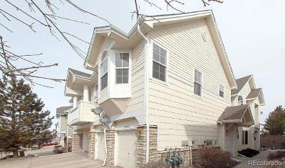 Highlands Ranch Condo/Townhouse Active: 1352 Carlyle Park Circle
