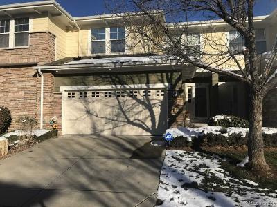 Northglenn Condo/Townhouse Active: 3000 East 112th Avenue #82