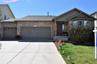 Erie Single Family Home Under Contract: 2098 Pinon Drive