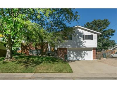Northglenn Single Family Home Under Contract: 10133 Pecos Street