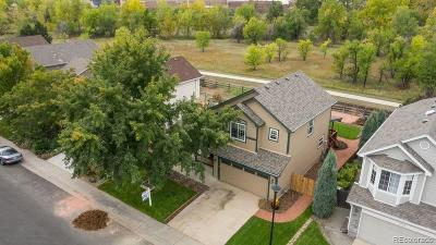 Broomfield Single Family Home Under Contract: 4564 Winona Place