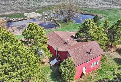 Larkspur Single Family Home Under Contract: 3359 East Palmer Divide Avenue