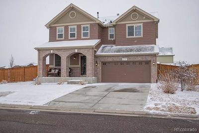 Aurora CO Single Family Home Active: $360,000