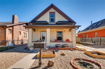 Denver CO Single Family Home Active: $500,000