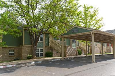 Centennial Condo/Townhouse Active: 2710 East Otero Place #3
