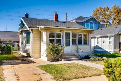 Englewood Single Family Home Active: 3049 South Lincoln Street