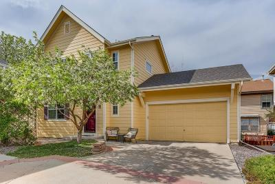 Broomfield Single Family Home Under Contract: 13299 Niwot Trail
