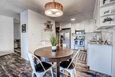 Denver Condo/Townhouse Active: 3465 South Poplar Street #202