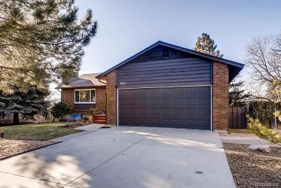 Longmont Single Family Home Under Contract: 1417 Alpine Street