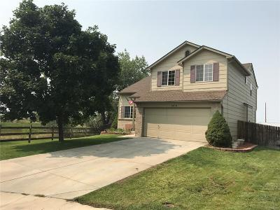 Frederick Single Family Home Active: 5416 Bobcat Drive