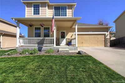 Frederick Single Family Home Under Contract: 6143 Ralston Street