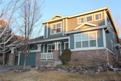Aurora CO Single Family Home Active: $540,000